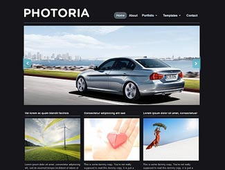 photoria WP Photo Theme