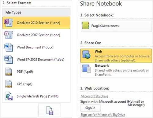 onenote-save-share