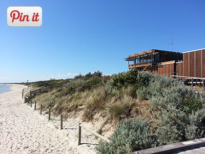 Beach Cafe Mornington Peninsula