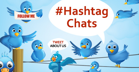 What are Hashtag Chats – How to Join or Run One