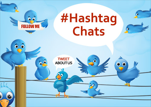Hashtag Chats Twitter Follow