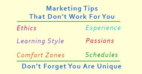 Poor Marketing Tips