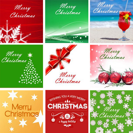 Merry Christmas Facebook Images Free Download