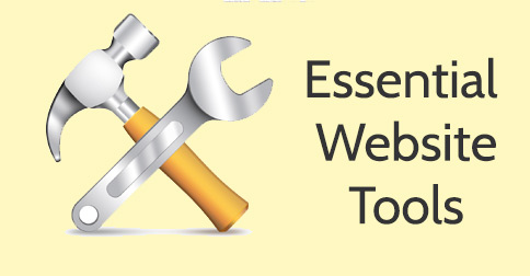 Essential Website Tools and Some That Aren't