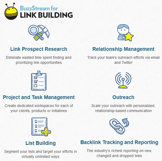 Buzz Stream for Link Building