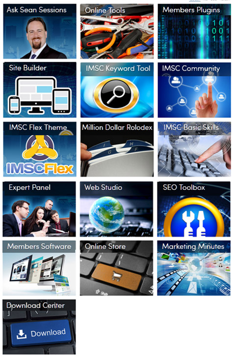 IMSC Inner Circle Training Tools