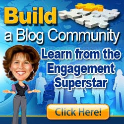 Adrienne Smith Build A Blogging Community