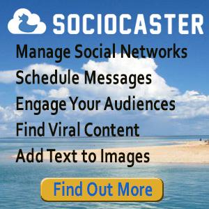 Sociocaster Social Media Manager
