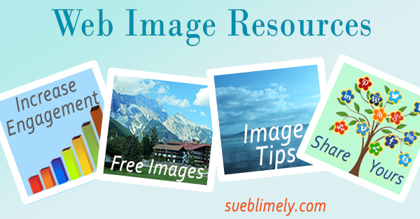 web image resources sueblimely.com & social media