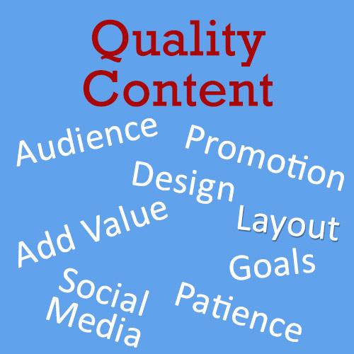 16 Reasons Why Writing Quality Content Isn't Enough