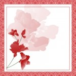 Free Floral Square Image for Social Media