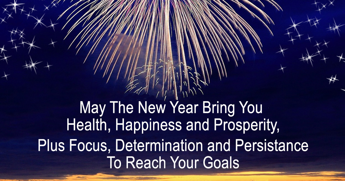 New Year Motivation from Facebook Embeds