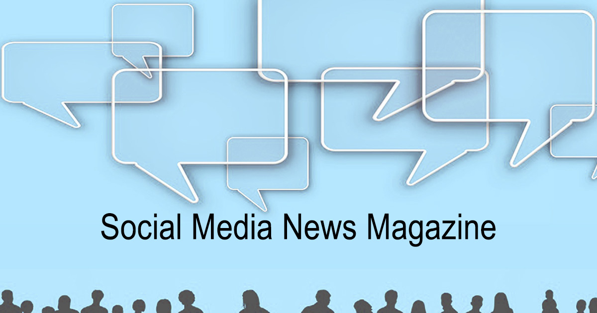 Social Media Magazine and Other New Resources