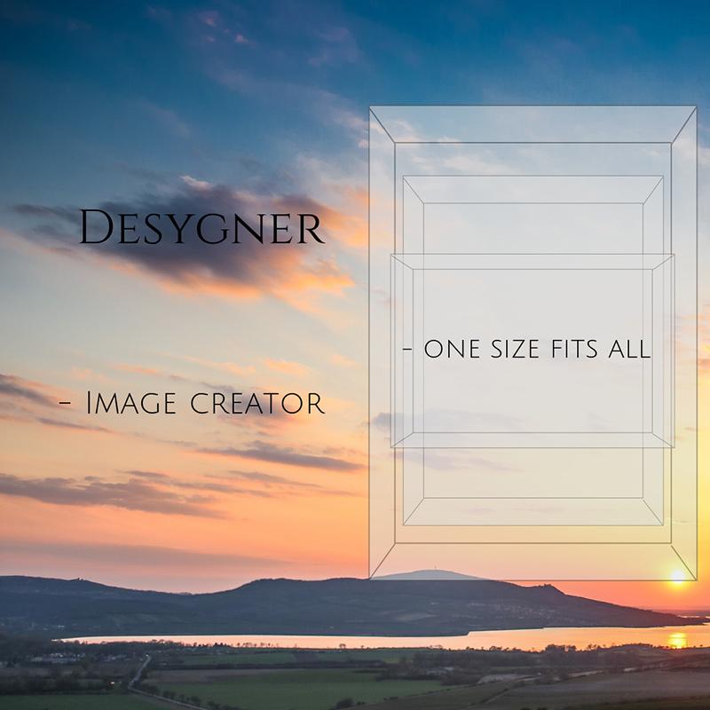 Desygner- Instagarm Size