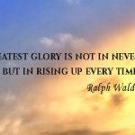 Purpose, Persistence & Positivity Pays