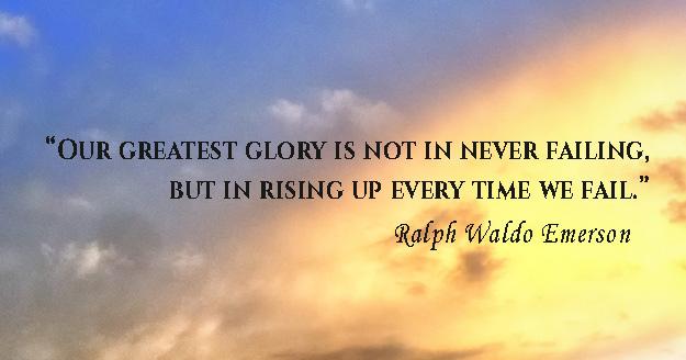 Persistence Quote Ralph Waldo Emerson