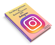 Free e-book cover Instagram Success